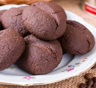 Рецепт вкусного печенья с добавлением кофе