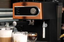 Как пользоваться кофеваркой рожкового типа?