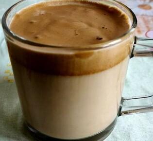 Как приготовить капучино из растворимого кофе?