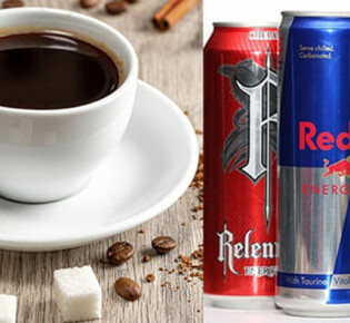 Отличие кофе от энергетика: что дает лучший эффект?