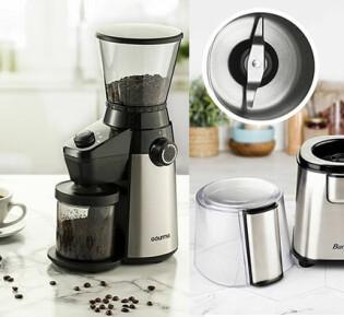 Выбор электрической кофемолки для домашнего пользования