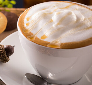 Как самостоятельно сварить кофе с красивой пенкой?