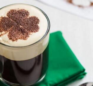 Как готовить и подавать кофе по-ирландски?