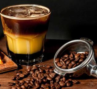 Как приготовить кофе с апельсиновым соком?
