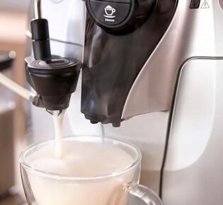 Почему кофемашина не взбивает молоко и что делать?