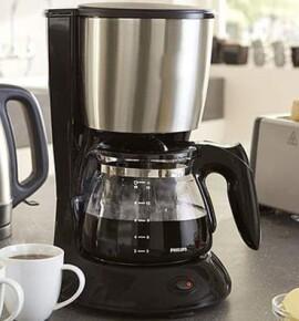 Как правильно готовить кофе в капельной кофеварке?