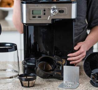 Чем можно смазать механизм кофемашины?
