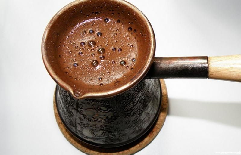 Увеличение объёма кофе за счет пены