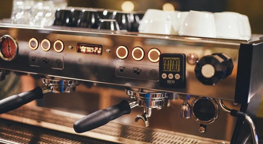 Рожковая кофемашина
