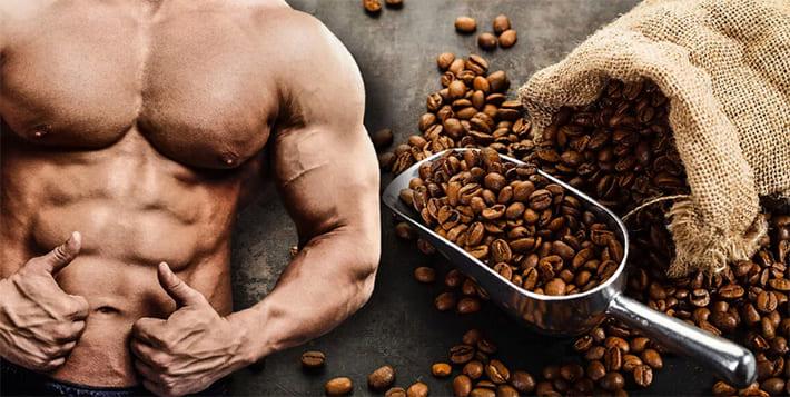 Спортсмен и кофейные зерна