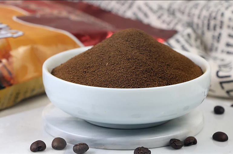 Дешевый растворимый кофе