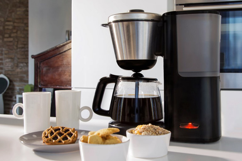 Габариты кофеварки