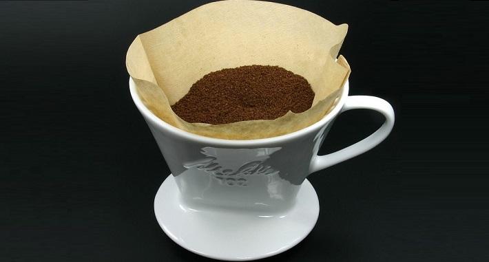 Помол кофе для чашки