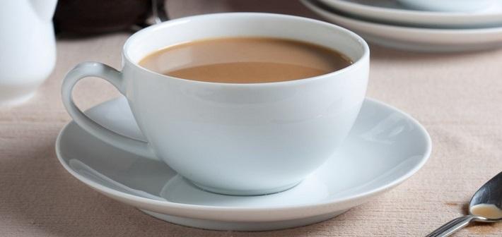 Домашний кофе на молоке