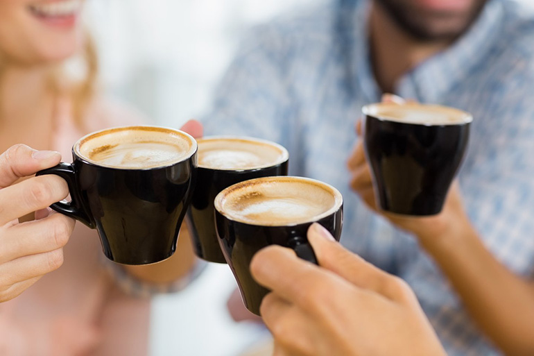 Кофе в компании