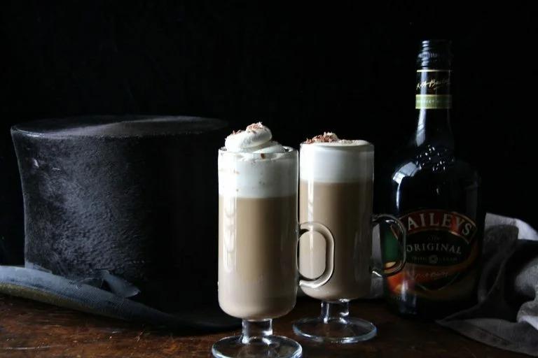 Ирландский кофе рецепты.