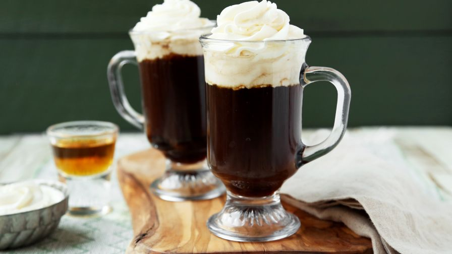 Ирландский кофе состав.