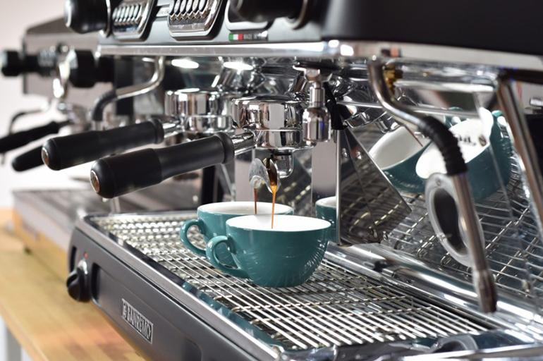 Подготовка кофемашины